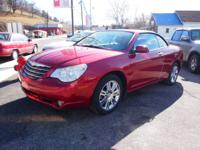 Exterior Color: inferno red crystal pearlcoat, Body: