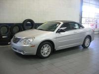 Options Included: Convertible Roof Lining, 6 Speakers,