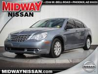 Come into Midway Nissan and Test Drive this 2008