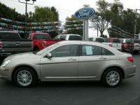 Exterior Color: tan, Body: Sedan, Engine: 2.4L I4 16V