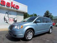 EXCELLENT 2008 CHRYSLER TOWN & COUNTRY TOURING