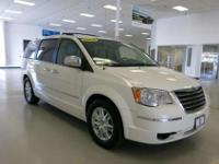 2008 Chrysler Town and Country Limited For