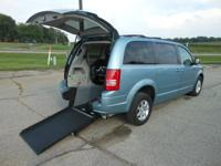 This 2008 Chrysler Town and Country is in good shape!