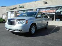 Experience driving perfection in the 2008 Chrysler Town