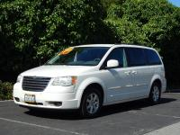 Options:  2008 Chrysler Town & Country 4Dr Wgn