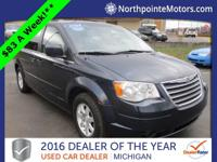 Options:  2008 Chrysler Town & Country Touring Blue We