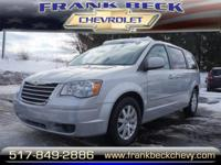 Options:  2008 Chrysler Town & Country Touring|Touring