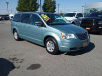 This 2008 Chrysler Town & Country Touring is offered to