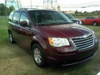 Description 2008 CHRYSLER Town & Country Make: