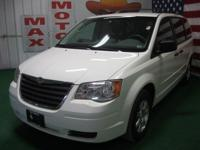 Options Included: N/A2008 Chrysler Town & Country 4dr