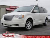 Loaded Up, Leather, Rear Entertainment, Heated Seats