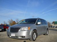 Options Included: N/A2008 Chrysler Town & Country