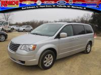 Exterior Color: silver, Body: Minivan, Engine: 3.8L V6