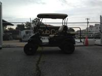 2008 Club Car Precedent Great Hunting Vehicle This is 4