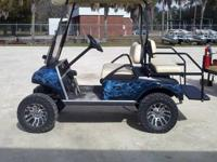 $4500 or best offer. You have got to see this golf cart
