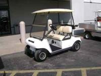 2008 CLUB CAR DSIQ GOLF CAR COMES WITH: SUN CANOPY