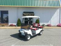 2008 Club Car DSIQ (Electric) Golf Car with Custom