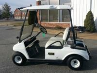 Closing-out sale: 2008 Club Car DSIQ with 2011