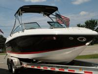 Very clean,virtually like new, 2008 Cobalt 232 25 foot