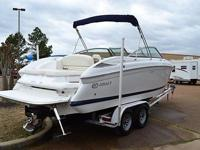 This 2008 Cobalt 252 Bowrider jumps at the opportunity