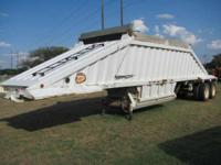 2008 Construction Trailer Specialists Belly Dump 2008
