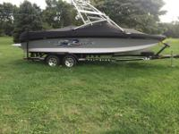 2008 Correct Craft Super Air Nautique 230 Team Edition,