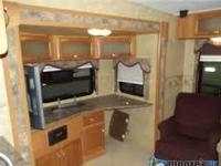 Three Slides, Queen Bed, Separate Bathroom and Shower,