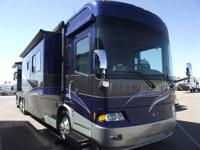 2008 Country Coach Allure SISKLYOU 425 CAT 7800 miles