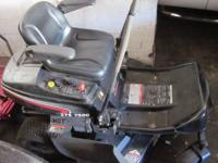 2008 CRAFTSMAN ZTS 7500 ZERO TURN - LOW HOURS 26HP 50