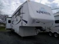 2008 CROSSROADS KINGSTON CAMPER Our Location is: