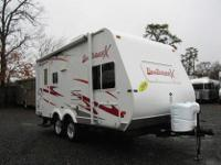 Year: 2008 Air Cond.: YesMake: Cruiser RV Awning: