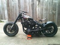 2008 Custom Built Motorcycles Bobber Super fast, very