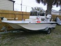 2008 Dargel 170 Skout the ultimate shallow water boat