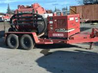 2008 Ditch Witch FX30 Ditch Witch FX30 the FX30 is