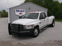 2008 Dodge 3500 Dually Diesel This Dually was driven
