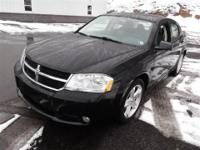We are presenting a very fine 2008 Dodge Avenger SXT