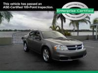This white 2008 Dodge Avenger SE might be just the