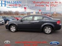 2008 Dodge Avenger 4dr Car SE Our Location is: Hellman