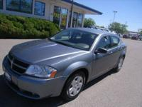 2008 Dodge Avenger 4dr Front-wheel Drive Sedan SE SE