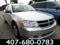 2008 Dodge Avenger Our Location is: AutoNation Toyota