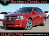 We are happy to offer you this 2008 Dodge Avenger R/T
