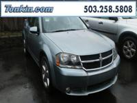 WOW!!! Check out this. 2008 Dodge Avenger R/T 3.5L V6