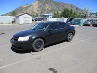 Climb inside the 2008 Dodge Avenger! Packed with