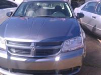 Description:. Up for sale is a 2008 Blue Dodge Avenger
