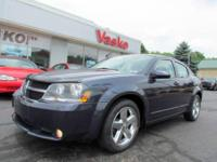 2008 DODGE AVENGER R/T WITH ALL WHEEL DRIVE. FULLY