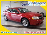 New Price! Clean CARFAX. SXT SERIES*** 4 DOOR SEDAN***