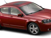 2008 Dodge Avenger SXT For Sale.Features:2.7L MPI