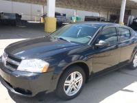 2008 Dodge Avenger SXT, 80,098 odometer mileage, VIN#