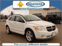 Ride this 2008 Dodge Caliber R/T in comfort with