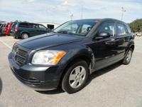 The 2008 Dodge Caliber is versatile and has some unique